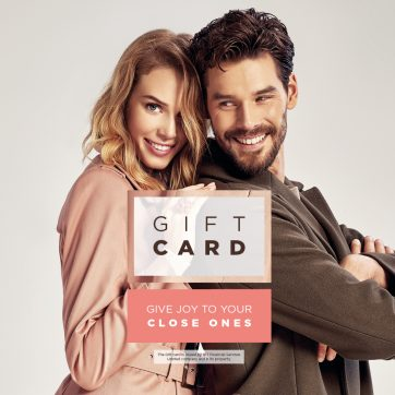 Gift cards are back!