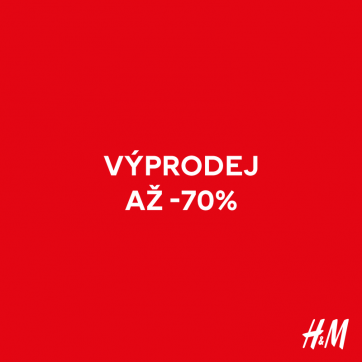Výprodej H&M