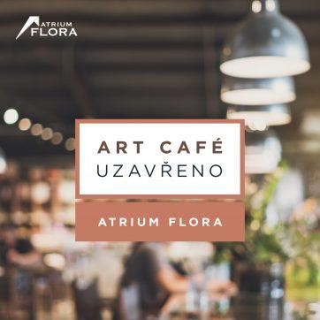 Kavárna Art Café je uzavřena