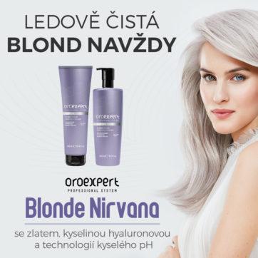 Akce pro blondýnky v Cut&Color
