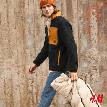 Připravte svůj šatník na podzim v H&M
