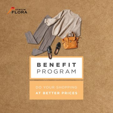 New sales in Benefit program