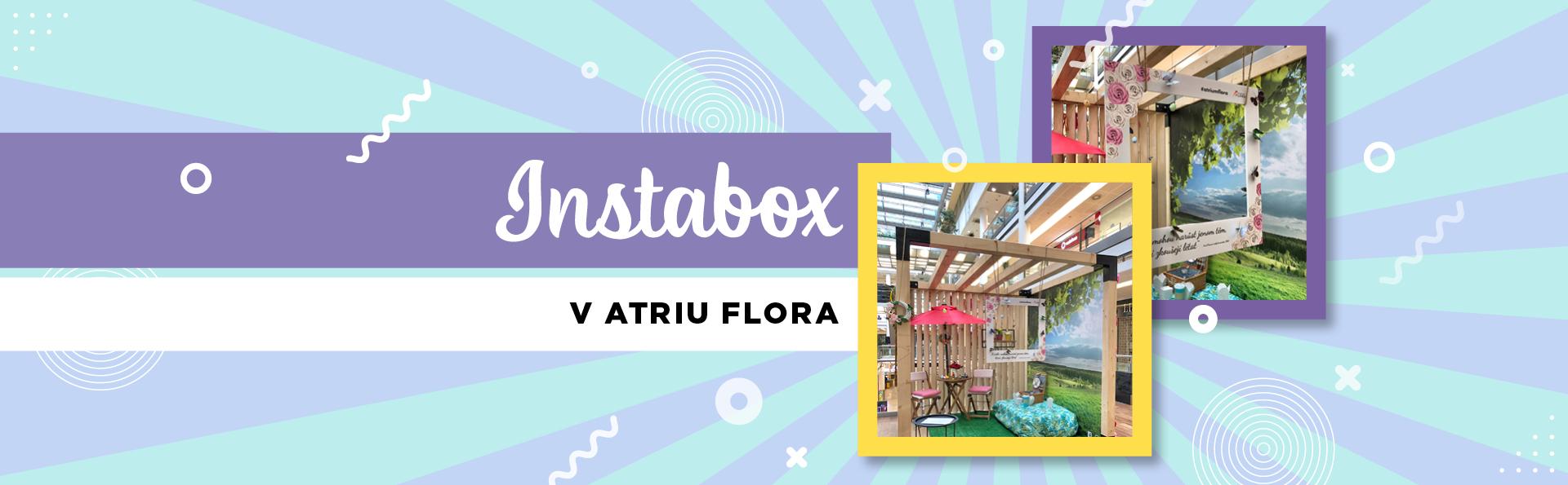 INSTABOX – místo pro vaše selfies