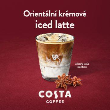 Costa Coffee: Ideální společník do každého počasí!