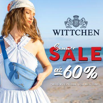 SALE až -60 % ve Wittchen