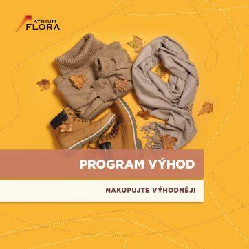 Nové slevy v Programu výhod